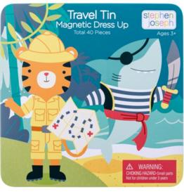 travel tin magnetic dress up