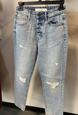 tracy high rise straight jean