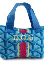grrryard handbag dog toy