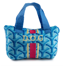 Haute Diggity Dog grrryard handbag dog toy