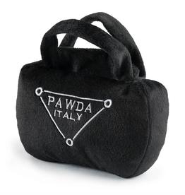 Haute Diggity Dog pawda handbag dog toy - small
