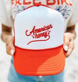 american honey trucker hat
