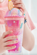 cookie mouse ear tumbler - pink