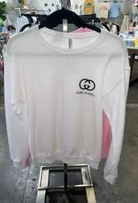 R+R girl gang sweatshirt