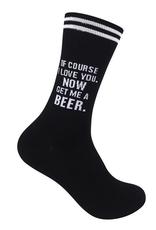 adult funny crew socks