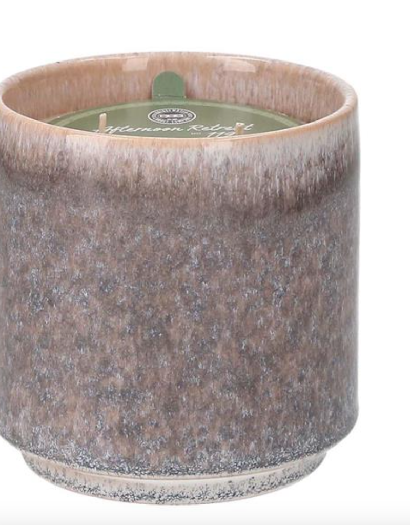 afternoon retreat candle #119