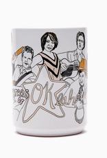LivyLu ok stars mug