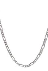 bddesignsandco figaro silver necklace