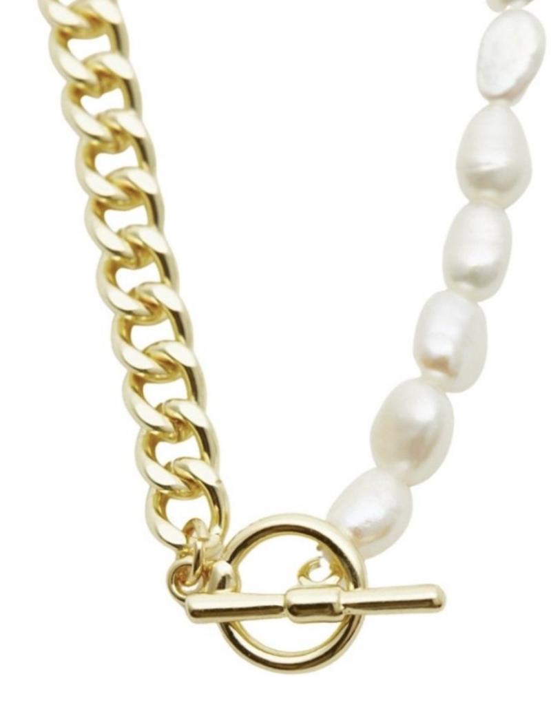 bddesignsandco poppy chain necklace
