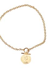 bddesignsandco elizabeth coin necklace
