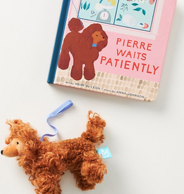 pierre waits patiently gift set