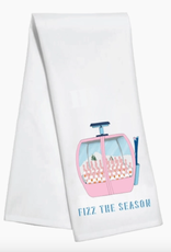 fizz the season towel
