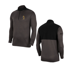 the captain nike dry core 1/2 zip cover up