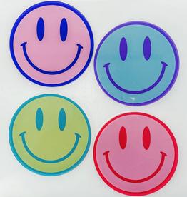 all smiles acrylic coaster (1)