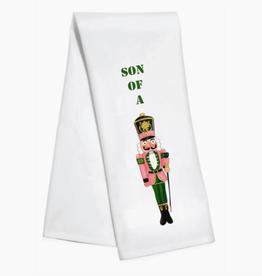 son of a nutcracker towel