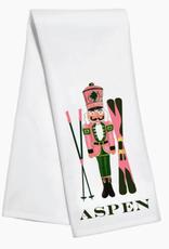 nutcracker skis towel