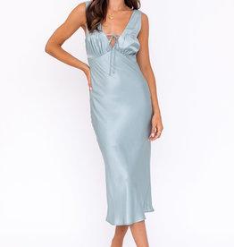 midi slip dress LC