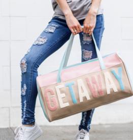 getaway duffle bag