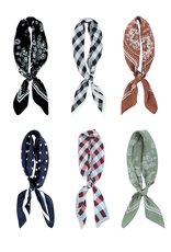 assorted every way scarf