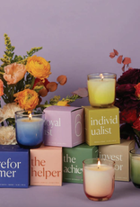 enneagram candle
