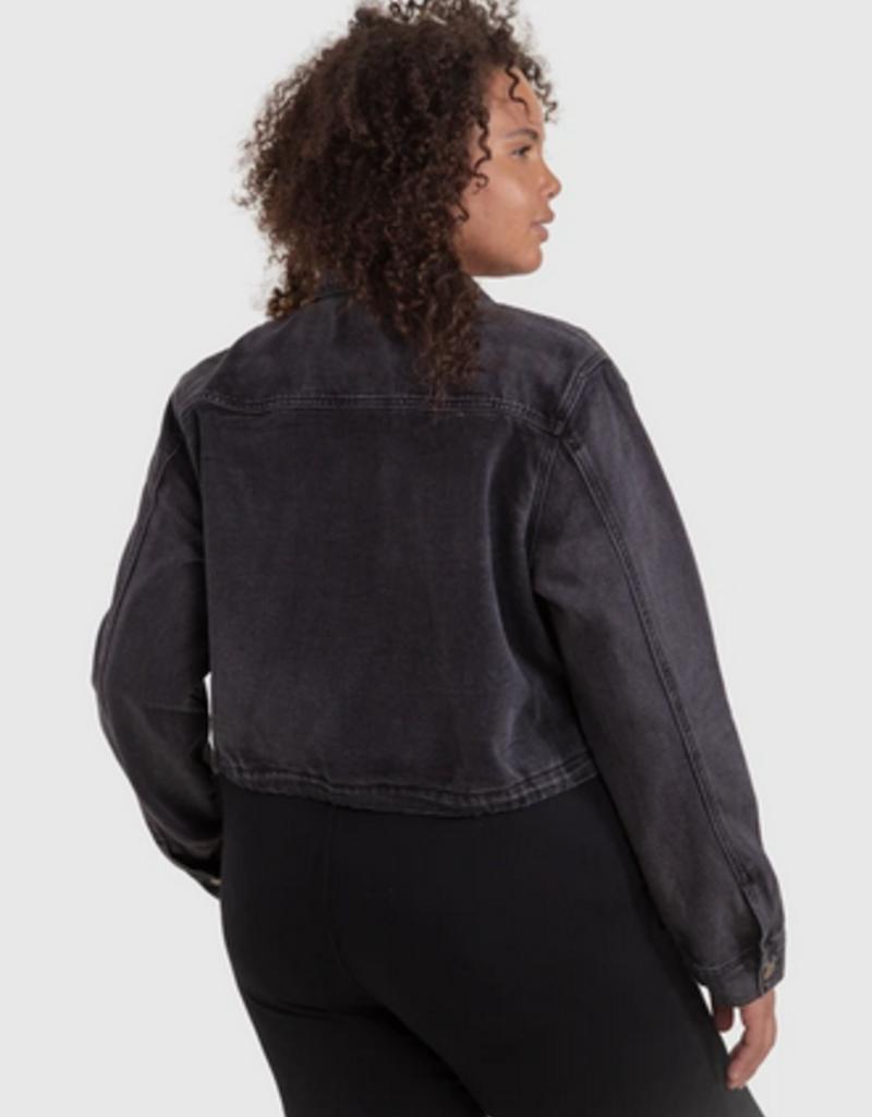 sanders denim jacket