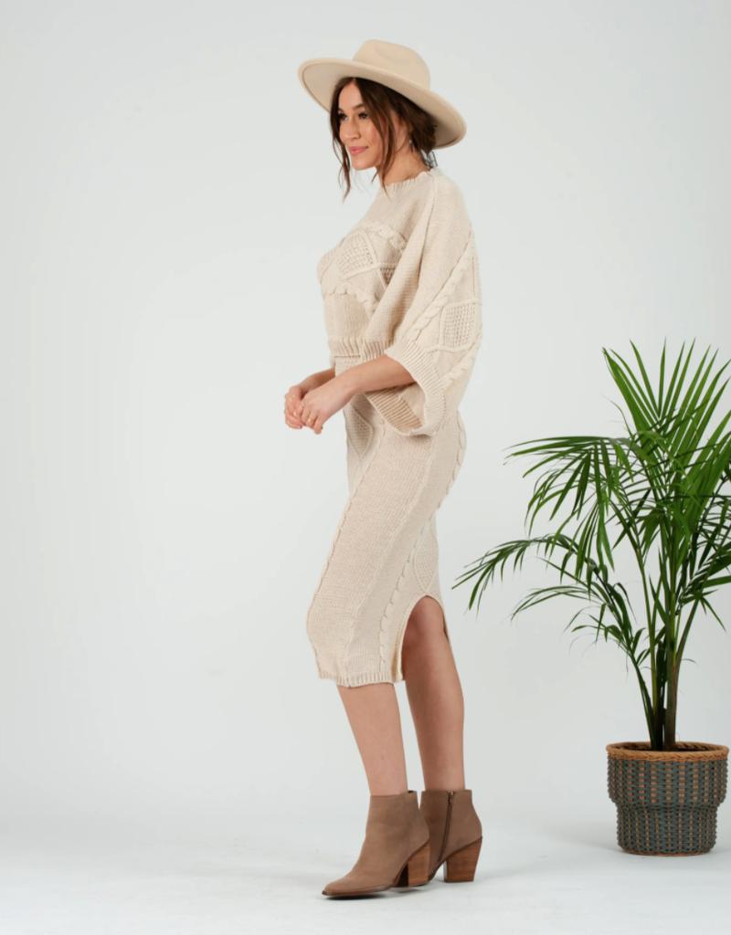 kenzie sweater knit top