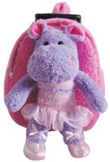 posh international kids hippo trolley bag