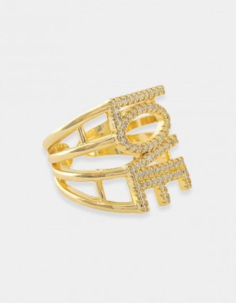 omg blings love stacked ring