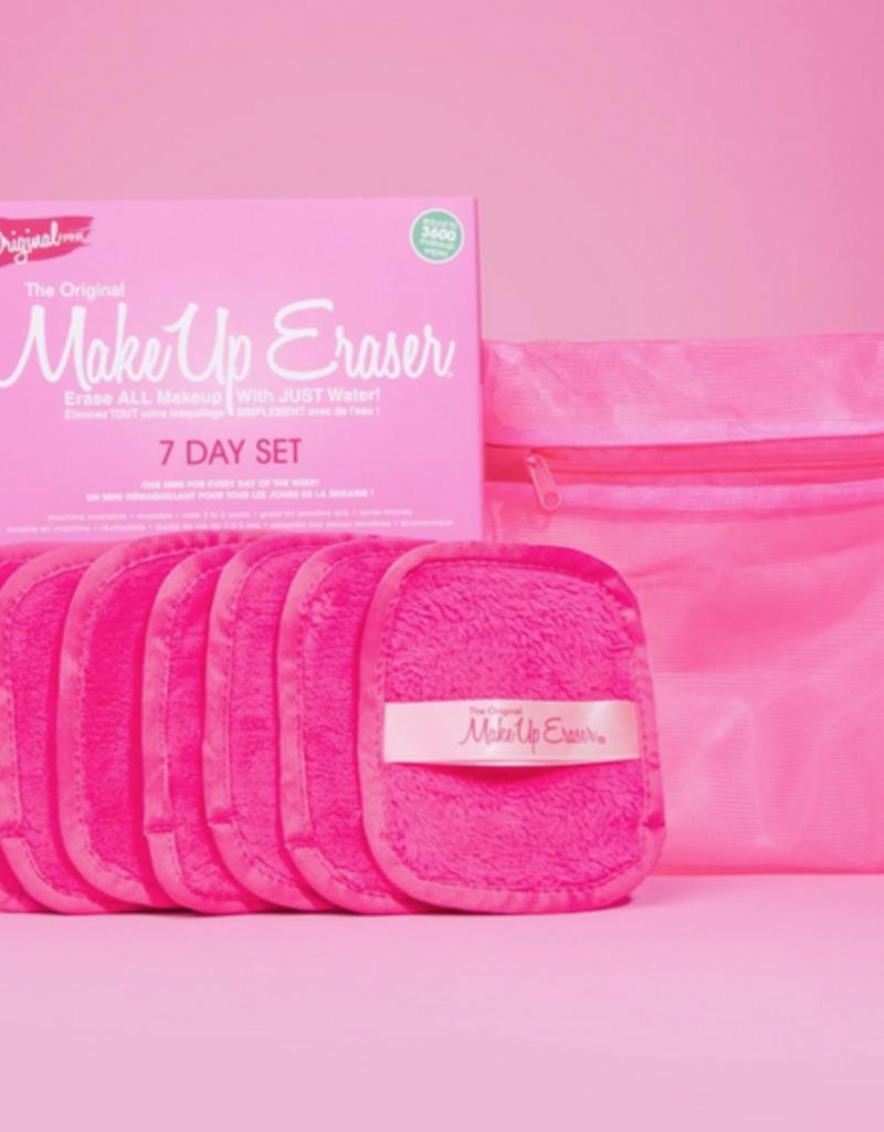 makeup eraser original pink 7 day set makeup eraser