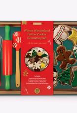 winter wonderland cookie decorating set - deluxe