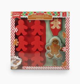 gingerbread baking set