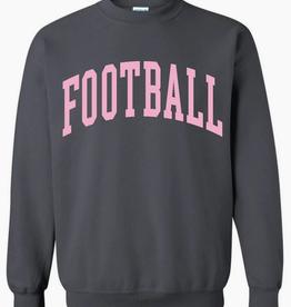 football block sweatshirt