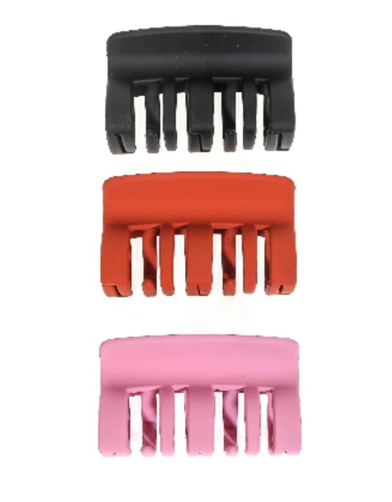 smooth move hair clip set