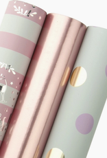 LA Ribbons & Crafts INC gift wrap bundle of 3