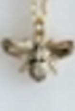 nikki smith designs golden short neckalce