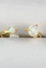 nikki smith designs golden adjustable ring
