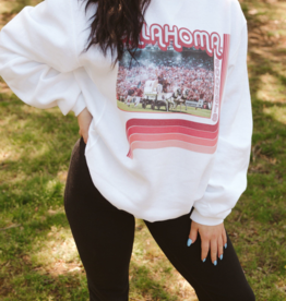 LivyLu ou album cover sweatshirt