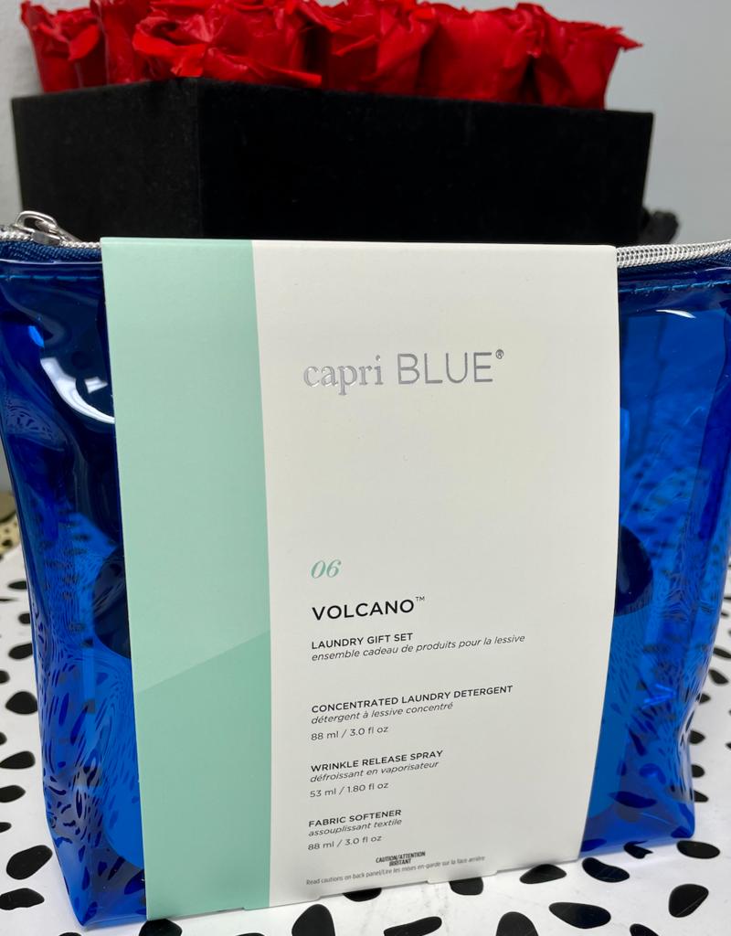 capri blue volcano mini laundry gift set