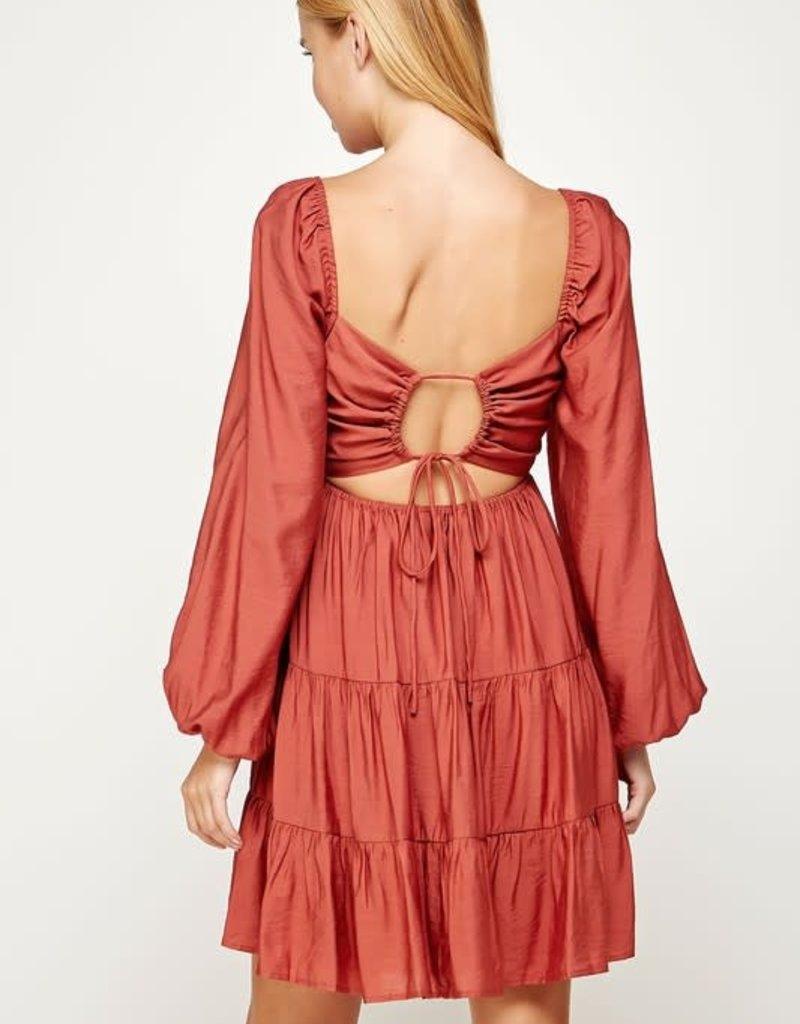 key to my heart dress