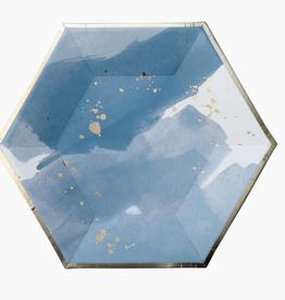 harlow & grey malibu paper plate set - small