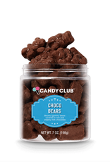 Candy Club santas cookies candy