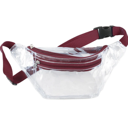 Desden clear fanny pack
