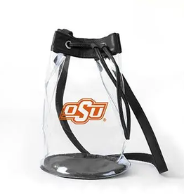Desden madison clear state bucket bag