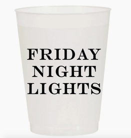 friday night lights cup stack 10
