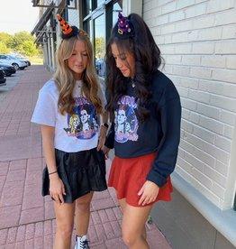 sanderson sisters concert sweatshirt