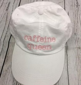 caffeine queen hat FINAL SALE
