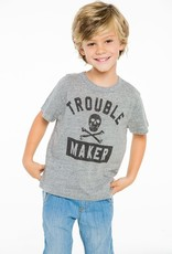 chaser trouble maker triblend tee