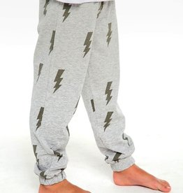 chaser lightning toss lounge pant FINAL SALE