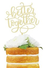 alexis mattox design better together cake topper