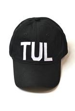 aviate TUL hat - black